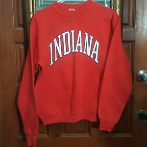 VTG Indian Hoosiers Sweatshirt-M